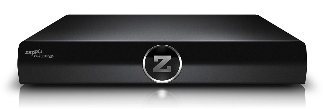 Zappiti One SE 4K HDR Special Edition Universal Media Player Front