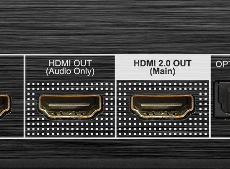 HDMI Audio Only